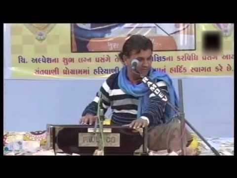 voice of kirtidan gadhvi...Hindi song..Chhodenge na hum tera sath