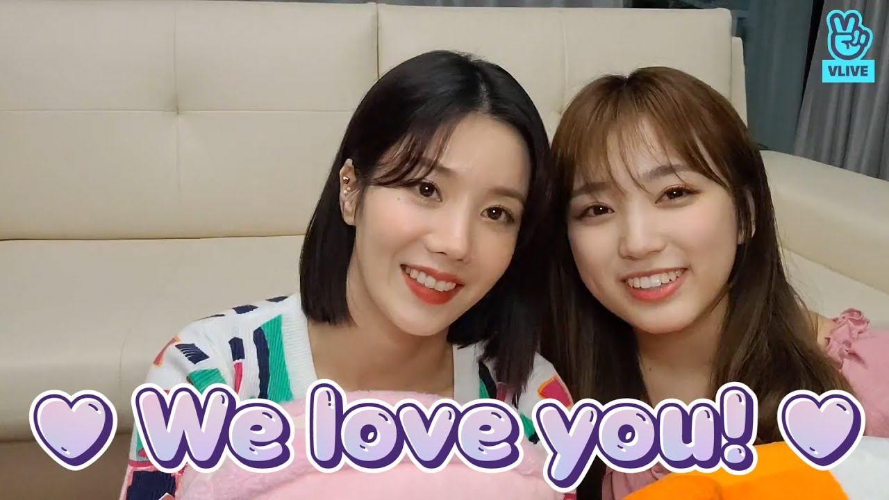 (ENG sub) [VLIVE] IZ*ONE - IZ*ONE's mission listening to I love you