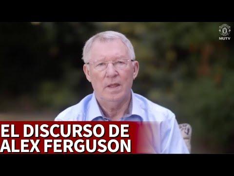 Las primeras palabras de Ferguson tras salir del hospital | Diario AS
