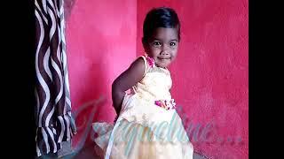 Jacqueline dancing in Odisha odiya song baby so cute...