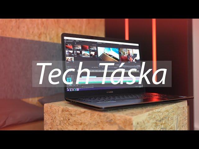 Youtuber felszerelés profiknak - Tech Táska