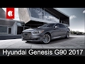 2017 Genesis G90 ; The New Luxury Midsize Sedan(manufactured by Hyundai's Genesis brand )