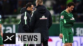 Alexander Nouri entlassen! Werder Bremen zieht die Reißleine. Kommt jetzt Bruno Labbadia?