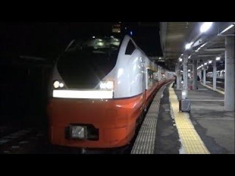 [HD] 特急つがる1号 秋田~青森 全区間車窓 [2041M] Ltd.EXP Tsugaru No.1