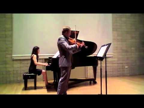 Amanda Harberg's Philadelphia Suite, 4. Andante Comodo