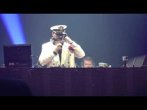 Gigi D'Agostino - Live at Ethias Arena (Belgium)