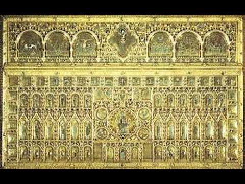 GoPro: St Mark's Basilica, Pala D'oro, Venice HD (GOPRO:圣马可大教堂,帕拉D'oro的,威尼斯HD)