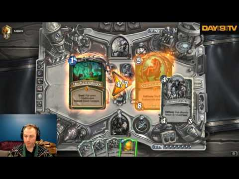 Another Day of Un'Goro Laddering P1 - Marsh Queen Hunter
