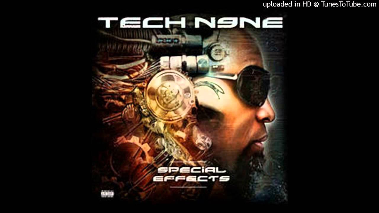 Tech N9ne - Psycho Bitch III (Feat. Hopsin)