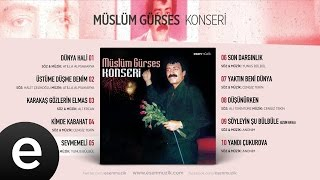Sevmemeli (Müslüm Gürses) Official Audio #sevmemeli #müslümgürses - Esen Müzik Resimi
