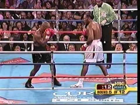 Mike Tyson Vs Lennox Lewis 2002 - YouTube