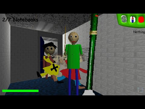 Code For Baldi's Basics In Roblox Oh No It S Messy Code Baldi Code 0008 Baldi S Basics Mod Youtube