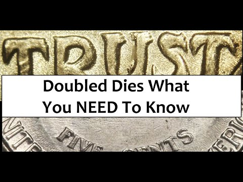 Download Ultimate Doubled Die Variety Video! Do You Know How Doubled Dies Occur?