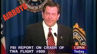 FBI TWA Flight 800 Final Investigation Report (1997)