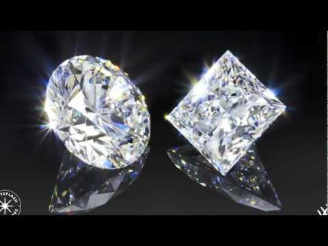 Round Cut vs Princess Cut: Selecting a Loose Diamond Shape