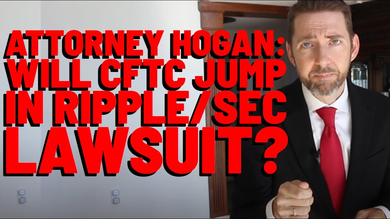 """XRP: CFTC Commissioner Says SEC Has """"NO AUTHORITY"""" OVER CRYPTO ASSETS Including XRP"""