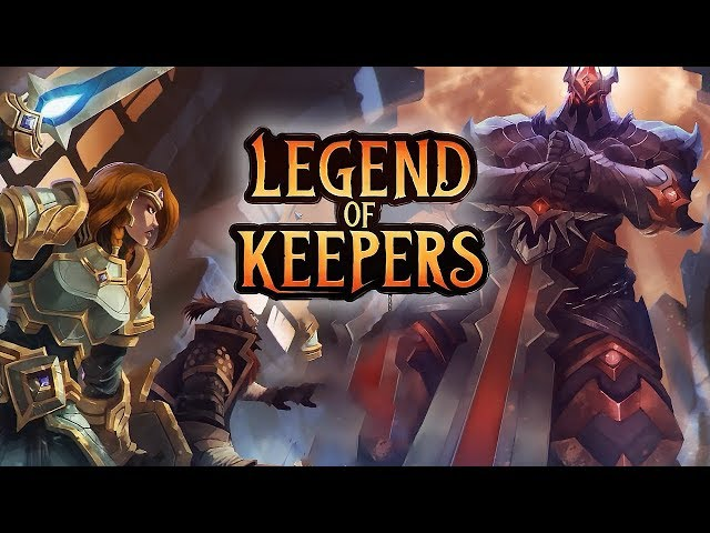 LEGEND OF KEEPERS Gameplay
