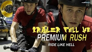 Premium Rush - Ride Like Hell - Trailer Full HD - Deutsch