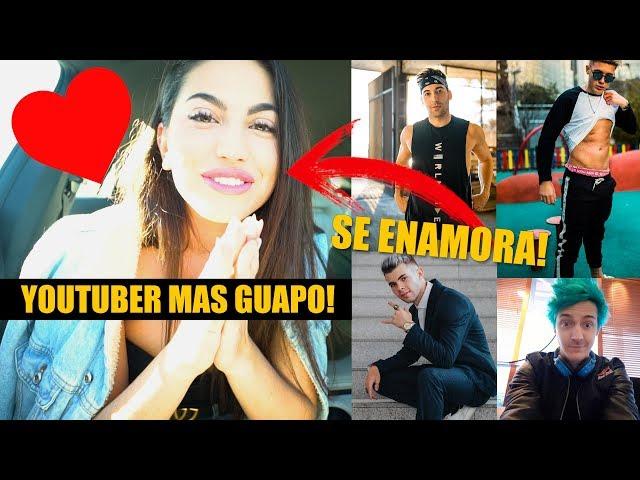¿CUAL es el YOUTUBER MAS GUAPO? (LOGAN, SALVA, LOLITO FDEZ, TARIFA, VIRUZZ, NINJA...) PARTE 2