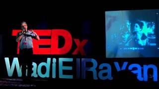 The impact of a strong will - تأثير قــوّة الإرادة | Amir Tadros | TEDxWadiElrayan