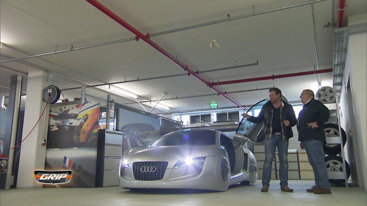 Die heiligen Hallen von Audi - GRIP - Folge 317 - RTL2