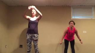 Zumba workout greatest by sia