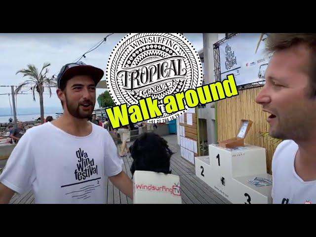 Geneva Wind Festival - Walk around