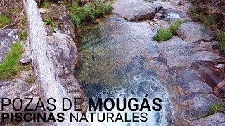 Piscinas naturales   Pozas de Mougás en Oia, Pontevedra - Metropolitano