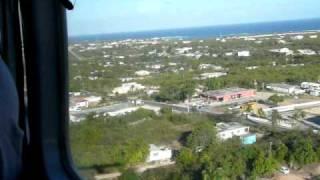 SXM to AXA Winair 251 - Landing at The Valley - Anguilla - 04/13/09