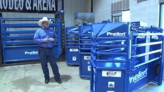 Priefert Product Demo With Jeff Rash