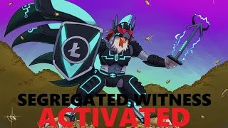 SegWit is Active on LiteCoin!!!!