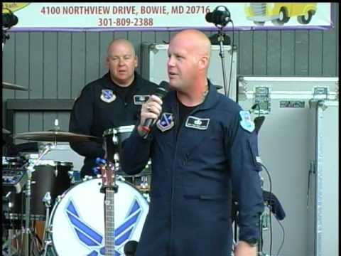 U.S. Air Force Band Max Impact