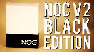 Deck Review - Noc V2 Black Edition Playing Cards