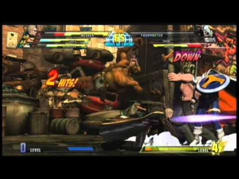 MVC3: Ammy, Chris and Wesker featuring...   Episode 3: Belial Aensland's Daughter