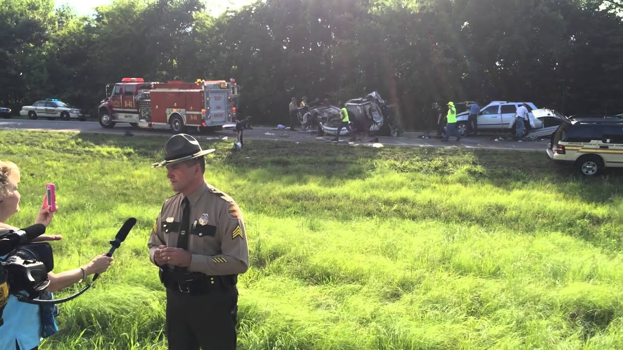 Deadly Accident Shuts Down I-65 South around 2pm Thursday afternoon