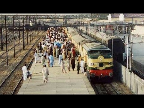 Train Travel Karachi Sindh Pakistan