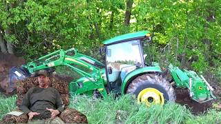 BEST machine on a budget for Modern Homesteading? Tractor, CTL, SSL, MTL, Mini Excavator, Back hoe?