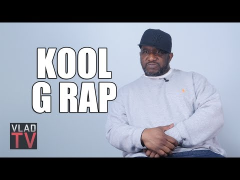 Kool G Rap: For Each One of My Friends I Lost, They Laid Down 6 People