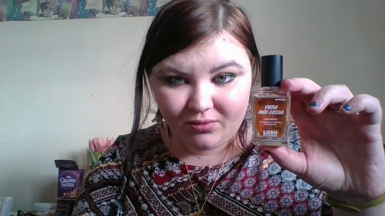 LUSH Kitchen - Yuzu and Cocoa Perfume Fragrance review ...