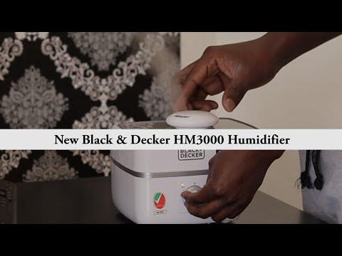 Black And Decker HM3000 3L Humidifier