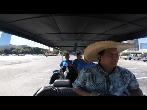 Part 62 Dallas Tours guest from Mexico City love the sights the city has to offer