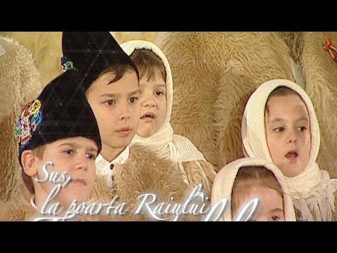 Colindele din Maramureş răsună de Crăciun la Tezaur folcloric