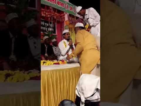 Aaqa ka badan noorani badan M sharif raza pali Rajsthan programe at marwar junction