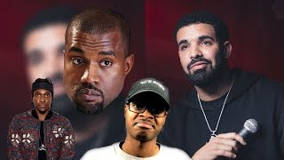 RIP PUSHA :( | Drake - Duppy (Kanye West & Pusha T Diss) | Reaction
