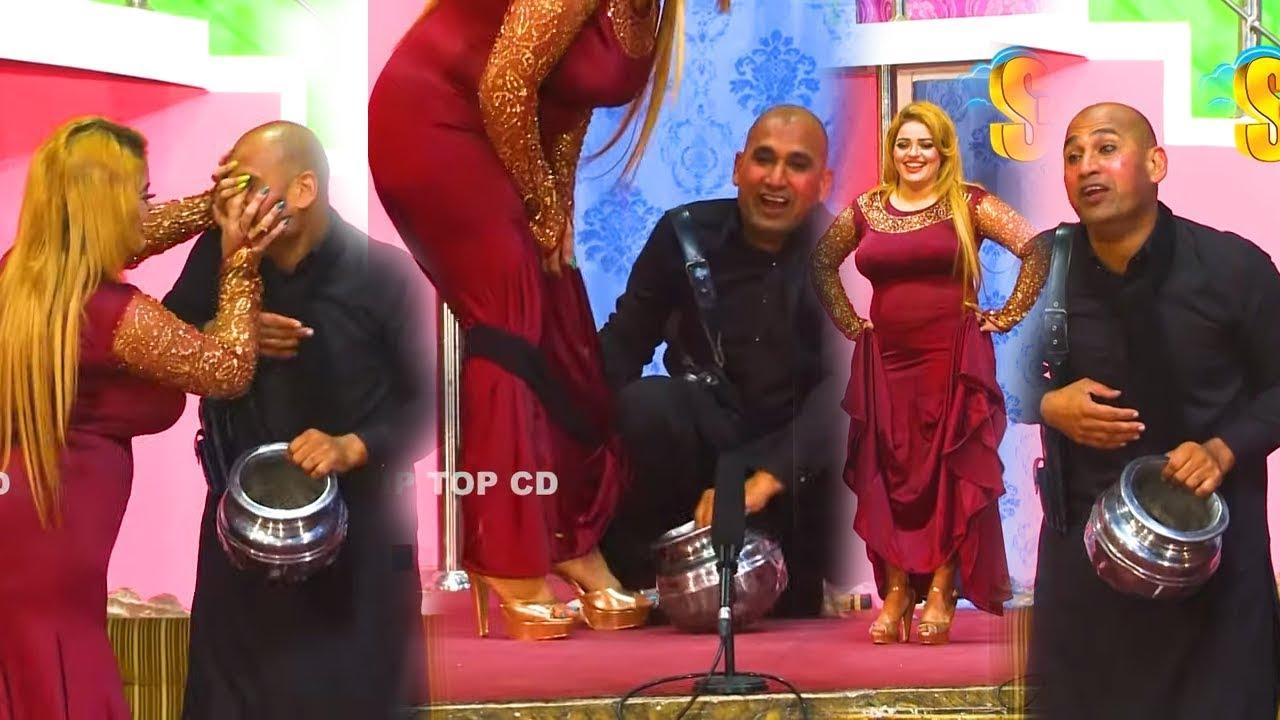 Sobia Khan   Punjabi Stage Drama   Pakistani Stage Drama   Zindigi Ik Tamasha   Comedy Clip 2020