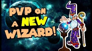 Wizard101: Champion PvP Marathon SPECIAL On A LONGLOST Wizard?!