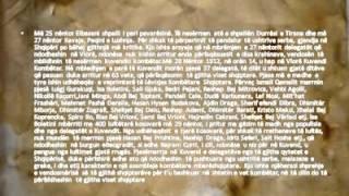 Shpallja e Pavarësisë 28-Nentori 1912 - 2014
