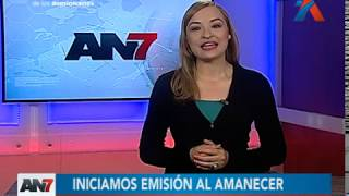 AN7 Amanecer: Programa del 29 de mayo 2020