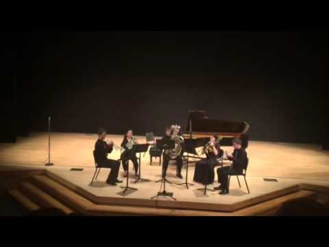 Aaron Alcouloumre performing in Orange County Chamber Music