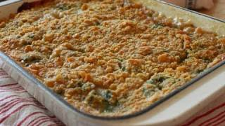 Scalloped Oysters Recipe - Scalloped Oyster Dressing - Holiday Side Dish